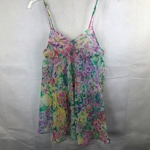 Vintage Victoria's Secret Babydoll Size Small 80's